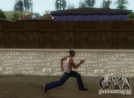 Реалистичные походки для GTA San Andreas третий скриншот