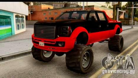 GTA 5 Vapid Sandking XL для GTA San Andreas