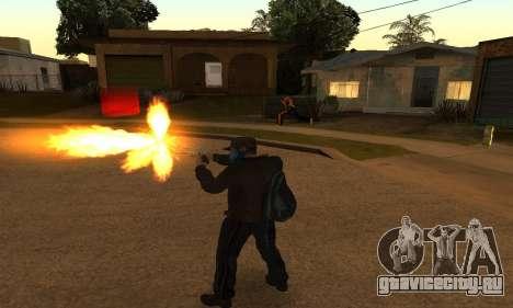 GTA 5 Desert Eagle для GTA San Andreas третий скриншот