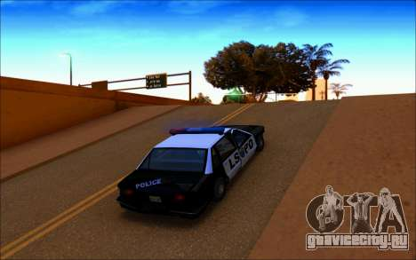 Ivy ENB June для GTA San Andreas
