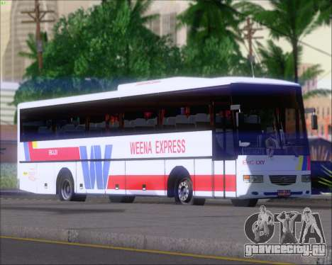 Nissan Diesel UD WEENA EXPRESS ERIC LXV для GTA San Andreas вид слева