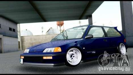Honda Civic 4gen JDM для GTA San Andreas