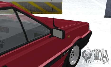Daewoo FSO Polonez Truck Plus ST 1.9 D 2000 для GTA San Andreas салон
