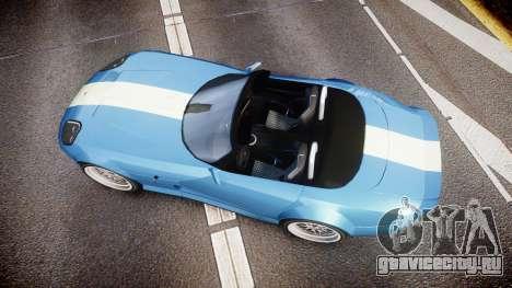 Bravado Banshee Viper для GTA 4 вид справа