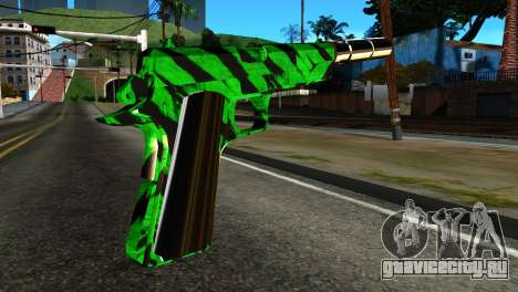 New Silenced Pistol для GTA San Andreas второй скриншот