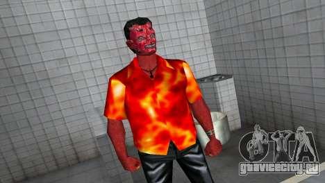 Devil Skin для GTA Vice City второй скриншот