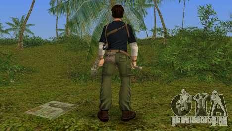 Kurtis Trent для GTA Vice City четвёртый скриншот