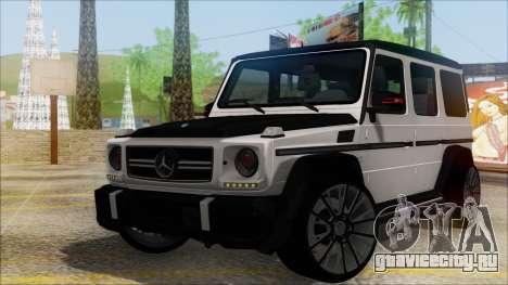 Mersedes-Benz G500 Brabus для GTA San Andreas