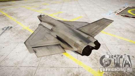 FA-38 для GTA 4 вид слева