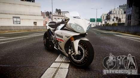 Yamaha YZF-R1 Custom PJ1 для GTA 4