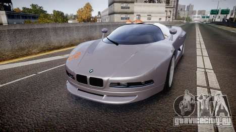 BMW Italdesign Nazca C2 v5.1 для GTA 4