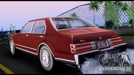 GTA 4 Esperanto для GTA San Andreas вид слева