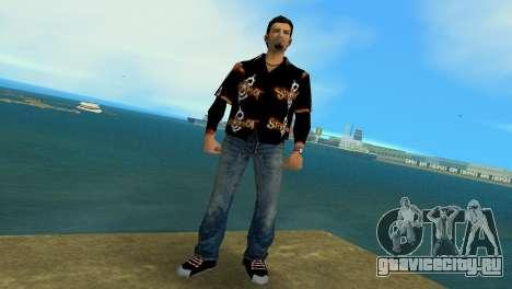 Slipknot 666 Shirt для GTA Vice City второй скриншот