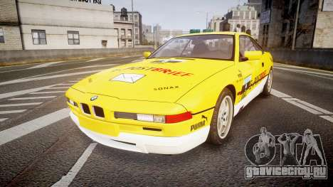 BMW E31 850CSi 1995 [EPM] E-Post Brief для GTA 4