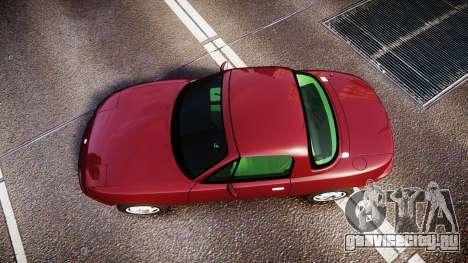 Mazda MX-5 Miata NA 1994 [EPM] для GTA 4 вид справа