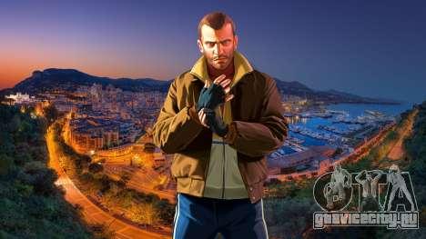 Загрузочные экраны Французская Ривьера для GTA 4