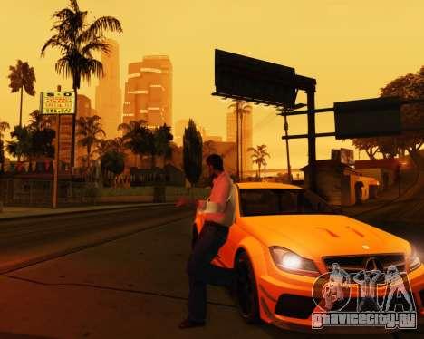 ENB by Robert v8.3 для GTA San Andreas