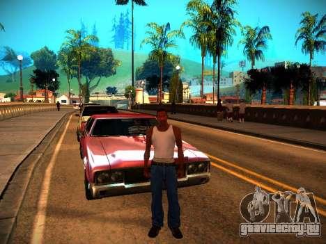 ENB v1.3 для слабых ПК для GTA San Andreas шестой скриншот