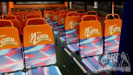 Dodge Ram Microbus для GTA San Andreas вид сзади слева
