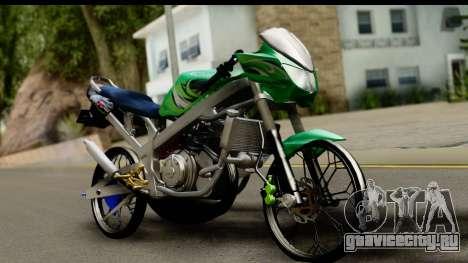 Kawasaki Ninja R Drag для GTA San Andreas