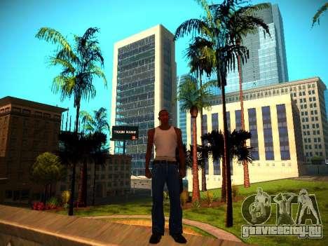ENB v1.3 для слабых ПК для GTA San Andreas четвёртый скриншот