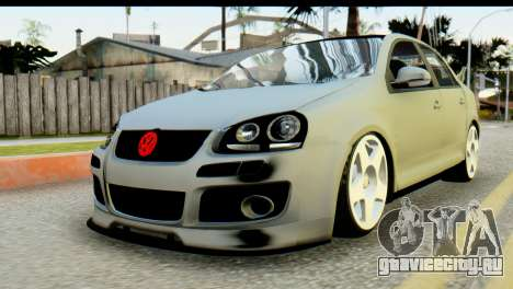 Volkswagen Bora GLI 2010 Tuned для GTA San Andreas