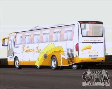 Busscar Vissta Buss LO Pullman Sur для GTA San Andreas вид сбоку