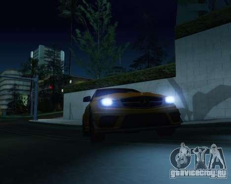 ENB by Robert v8.3 для GTA San Andreas седьмой скриншот