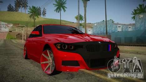 BMW 335i для GTA San Andreas