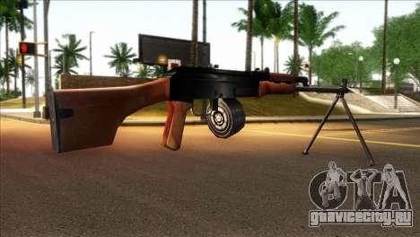 MG from GTA 5 для GTA San Andreas второй скриншот
