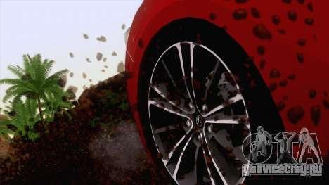 Toyota GT86 (ZN6) 2012 для GTA San Andreas вид сверху