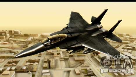 F-15 Razgriz для GTA San Andreas