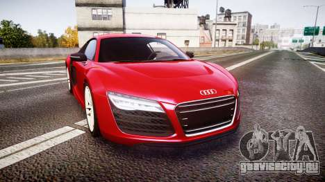 Audi R8 E-Tron 2014 для GTA 4