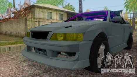 Toyota Chaser Tourer V для GTA San Andreas