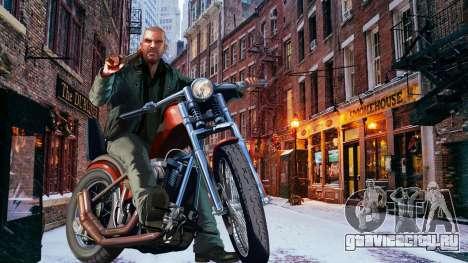 Зимние загрузочные экраны для GTA 4 третий скриншот
