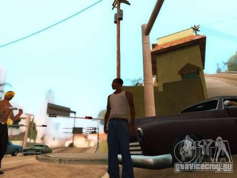 ENB by Robert для GTA San Andreas