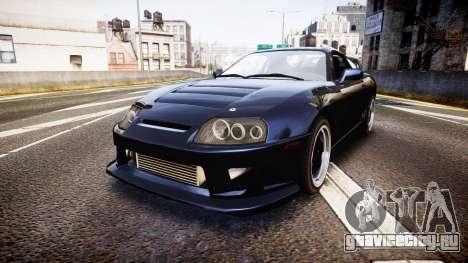 Toyota Supra Tuned для GTA 4