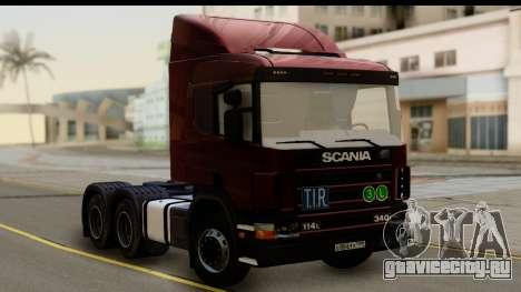 Scania P340 для GTA San Andreas