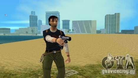 Пистолет Boran X для GTA Vice City второй скриншот