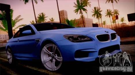BMW M6 для GTA San Andreas