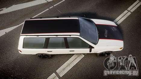 Vulcar Ingot Custom для GTA 4 вид справа