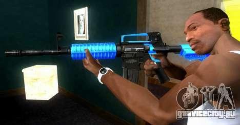 M4 RevoFX для GTA San Andreas