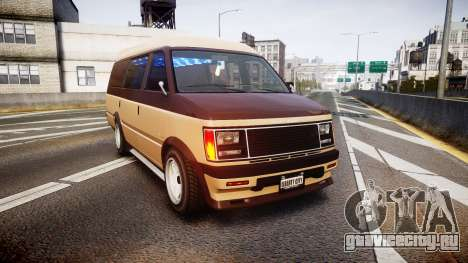 Declasse Moonbeam XL для GTA 4