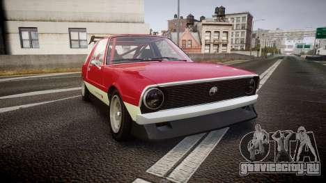 Declasse Rhapsody Camber для GTA 4