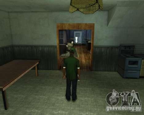 ENB by Robert v8.3 для GTA San Andreas восьмой скриншот