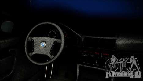 BMW M5 E34 Wagon для GTA San Andreas вид справа