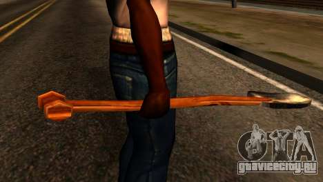 Shovel from Redneck Kentucky для GTA San Andreas