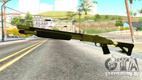 Shotgun from GTA 5 для GTA San Andreas