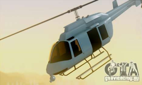 GTA 5 Maverick для GTA San Andreas