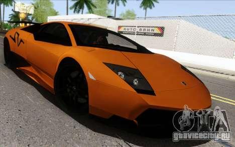 LoFPS ENB для GTA San Andreas восьмой скриншот